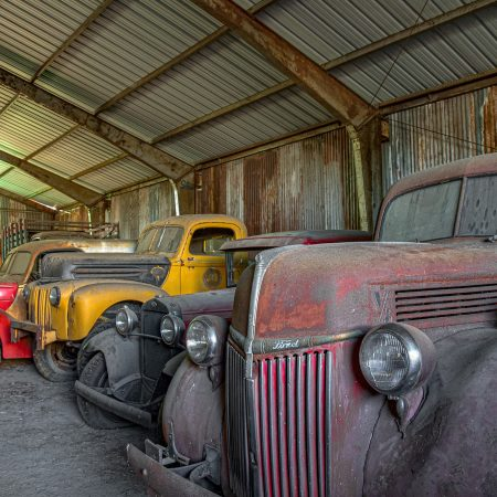 Classic Ford Trucks including Model A and 1930s era.